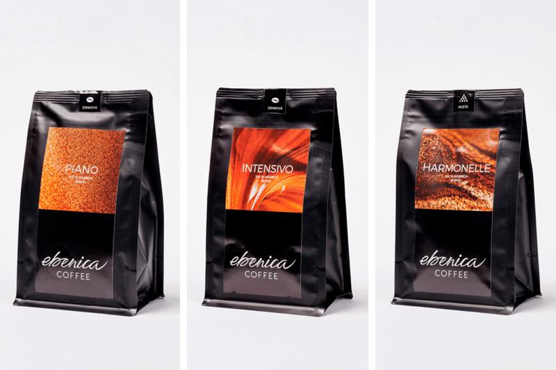 nové obaly káv Ebenica