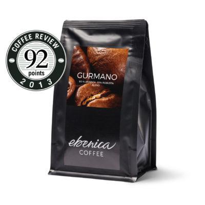 obal kávy Ebenica Gurmano