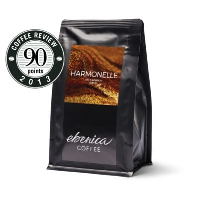 obal kávy Ebenica Harmonelle