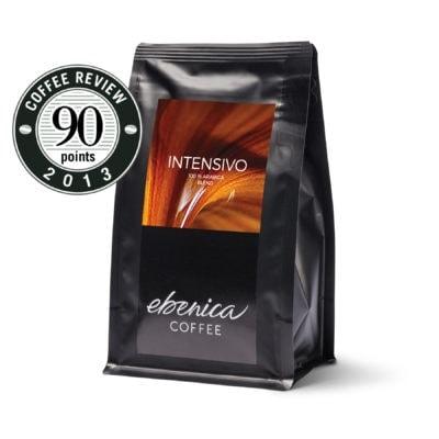 obal kávy Ebenica Intensivo