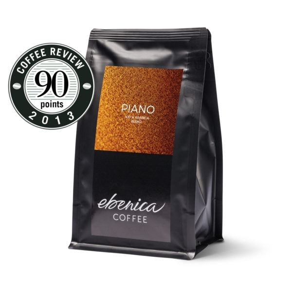 obal kávy Ebenica Piano