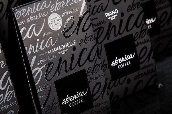 detail na darčekové balenie kávy