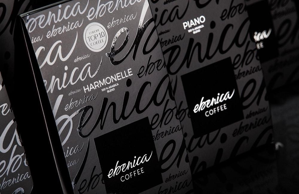 detail na darčekové balenia káv