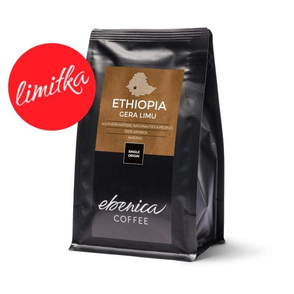 balenie kávy Ethiopia Gera Limu