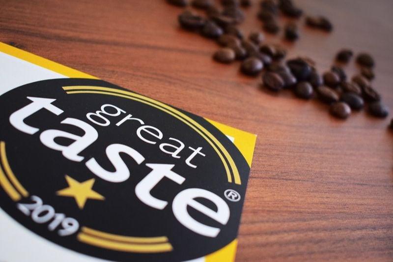 certifikát Great Taste
