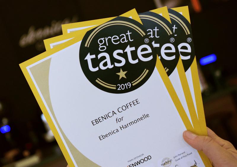 certifikáty Great Taste 2019