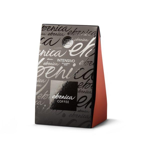 Elegantné darčekové balenie kávy Intensivo