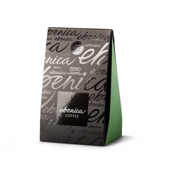 bezkofeínová káva Zero v darčekovom balení