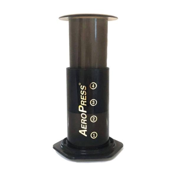 Aeropress na ručnú prípravu kávy