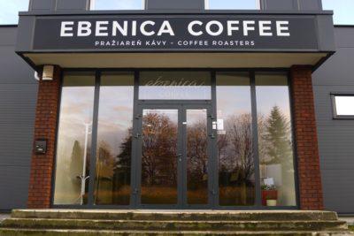 Podniková predajňa Ebenica v Modre