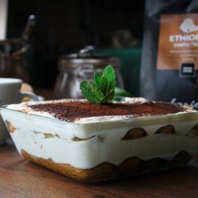 Recept na tiramisu s našou specialty kávou (VIDEO)