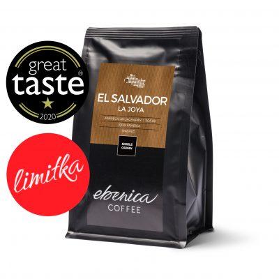 víťazná káva El Salvador La Joya