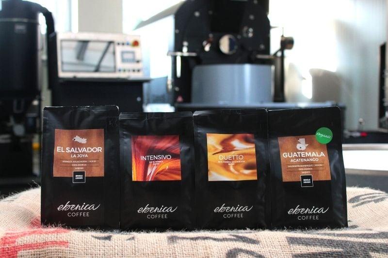 štyri víťazné kávy Great Taste 2020