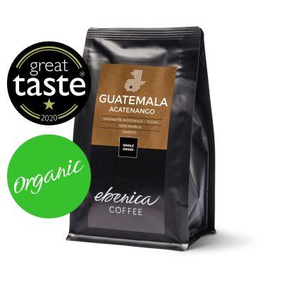 víťazná káva Guatemala Acatenango