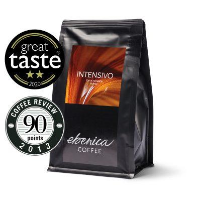 víťazná káva Intensivo