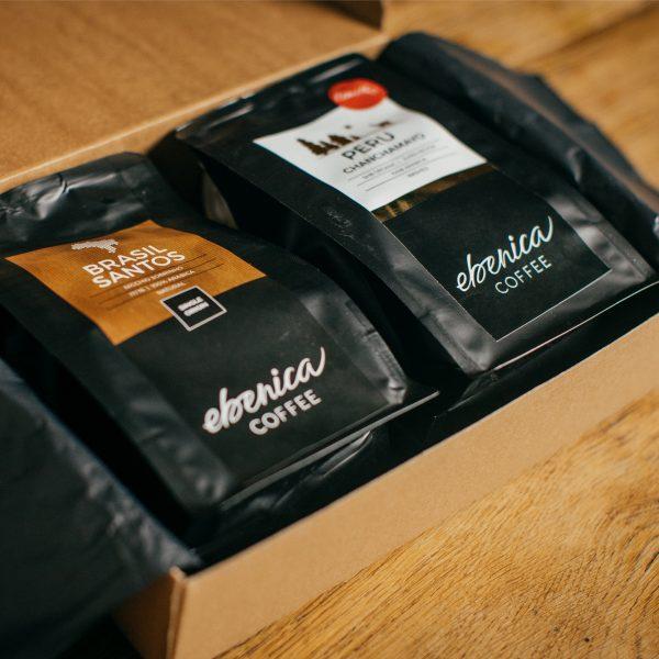 obsah štedrého balíčka Čokoláda&Karamel