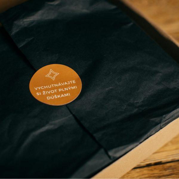 vianočný kávový balíček