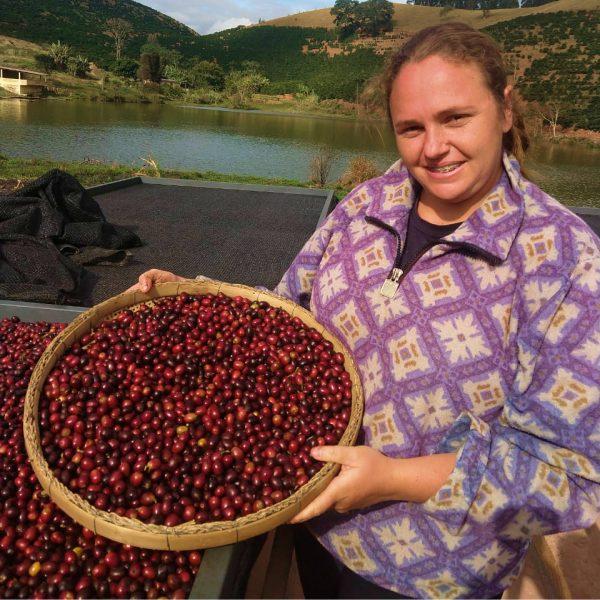 farmárka Marilda Mafortova