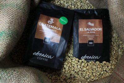 ocenené single origin kávy Ebenica