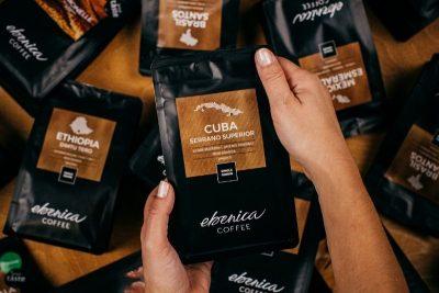 220g balíček kávy Cuba Serrano Superior