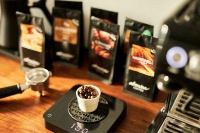 set degustačných káv