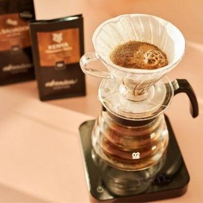 Pour Over: Ako si pripraviť prekvapkávanú kávu