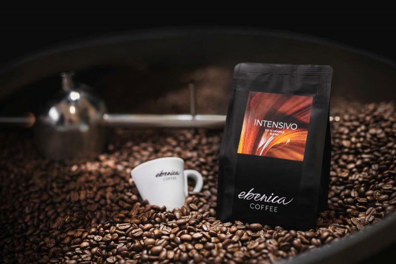 kávová zmes 100% Arabica kávy
